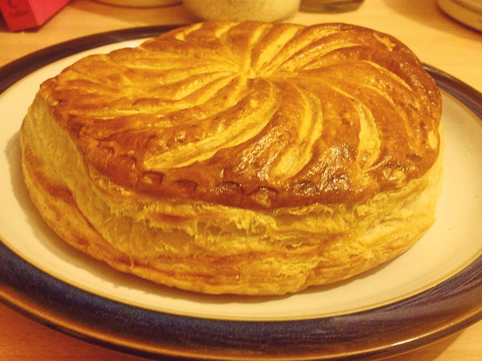 Gallette de rois