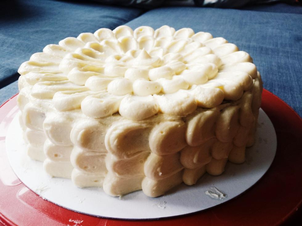 pan di spagna with vanilla buttercream 2