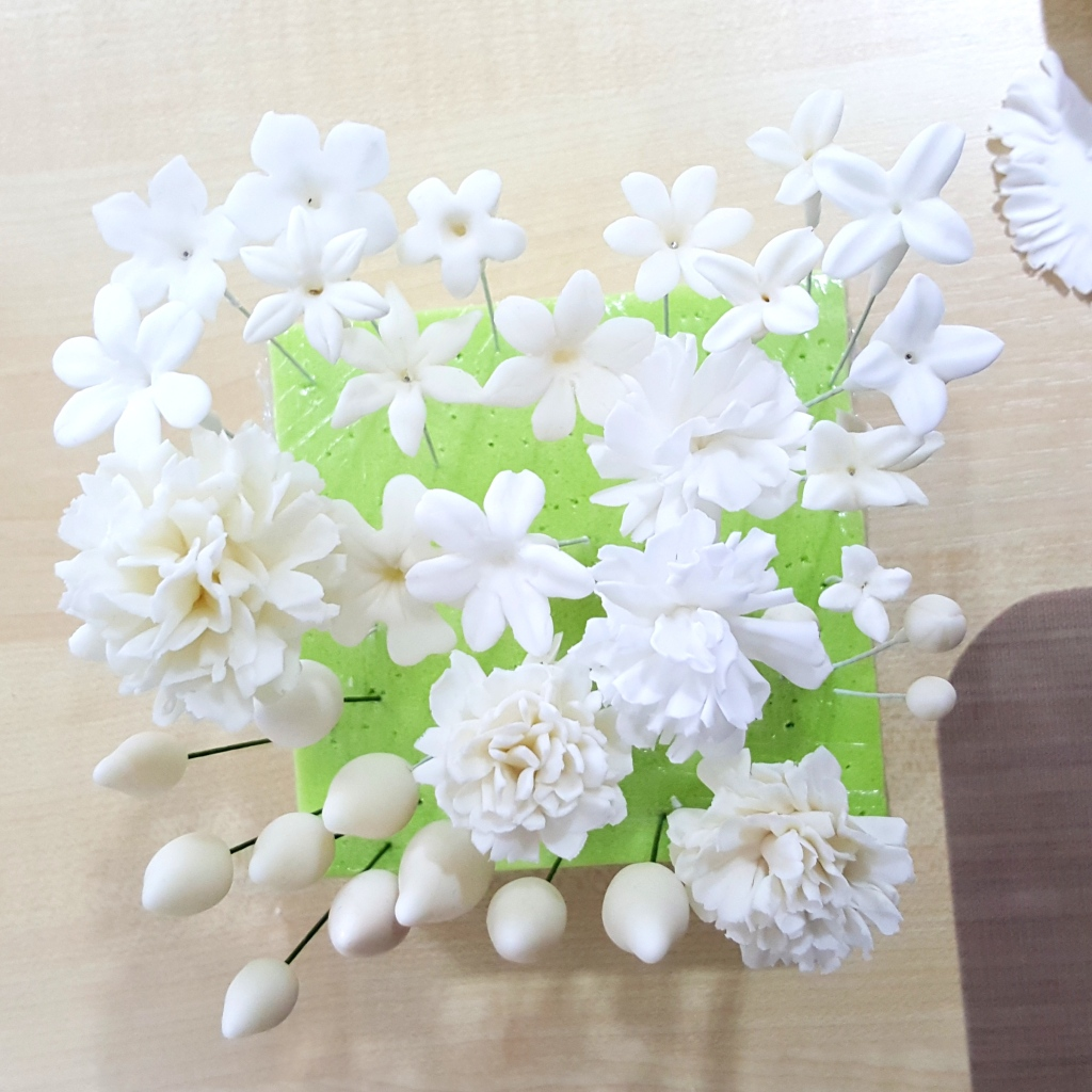 Sugar Flower Making Course part 1_1