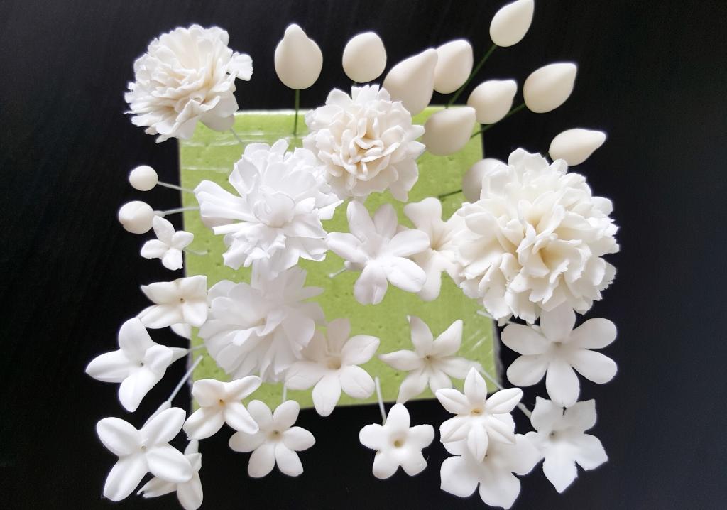Sugar Flower Making Course part 1_1