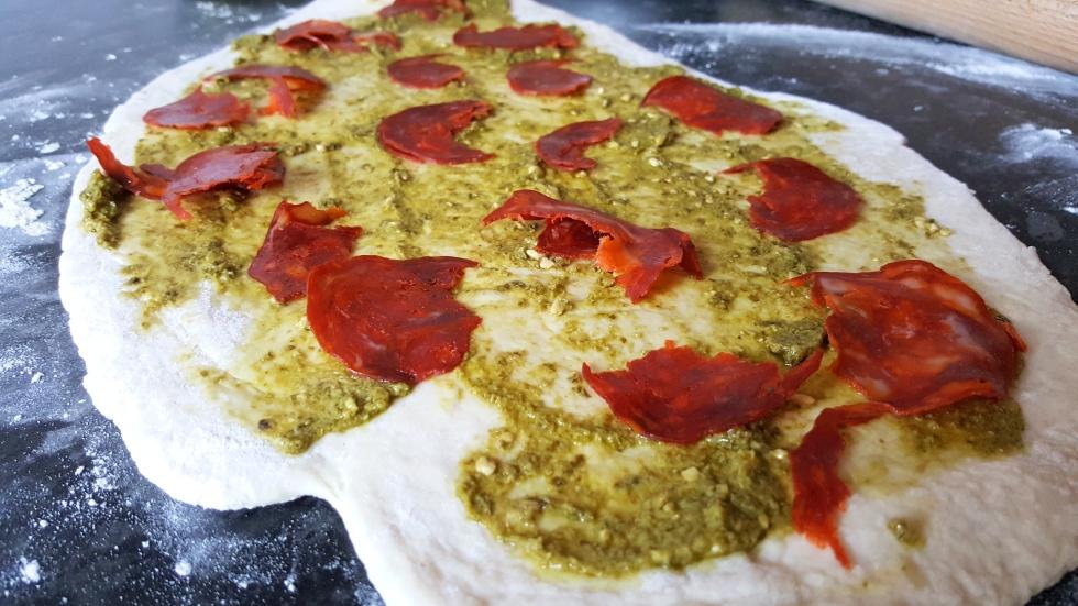 pesto_chorizo_bread
