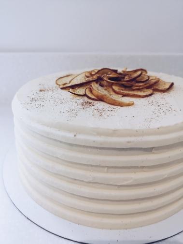 Bitesize Bakehouse Apple Bobber Cake