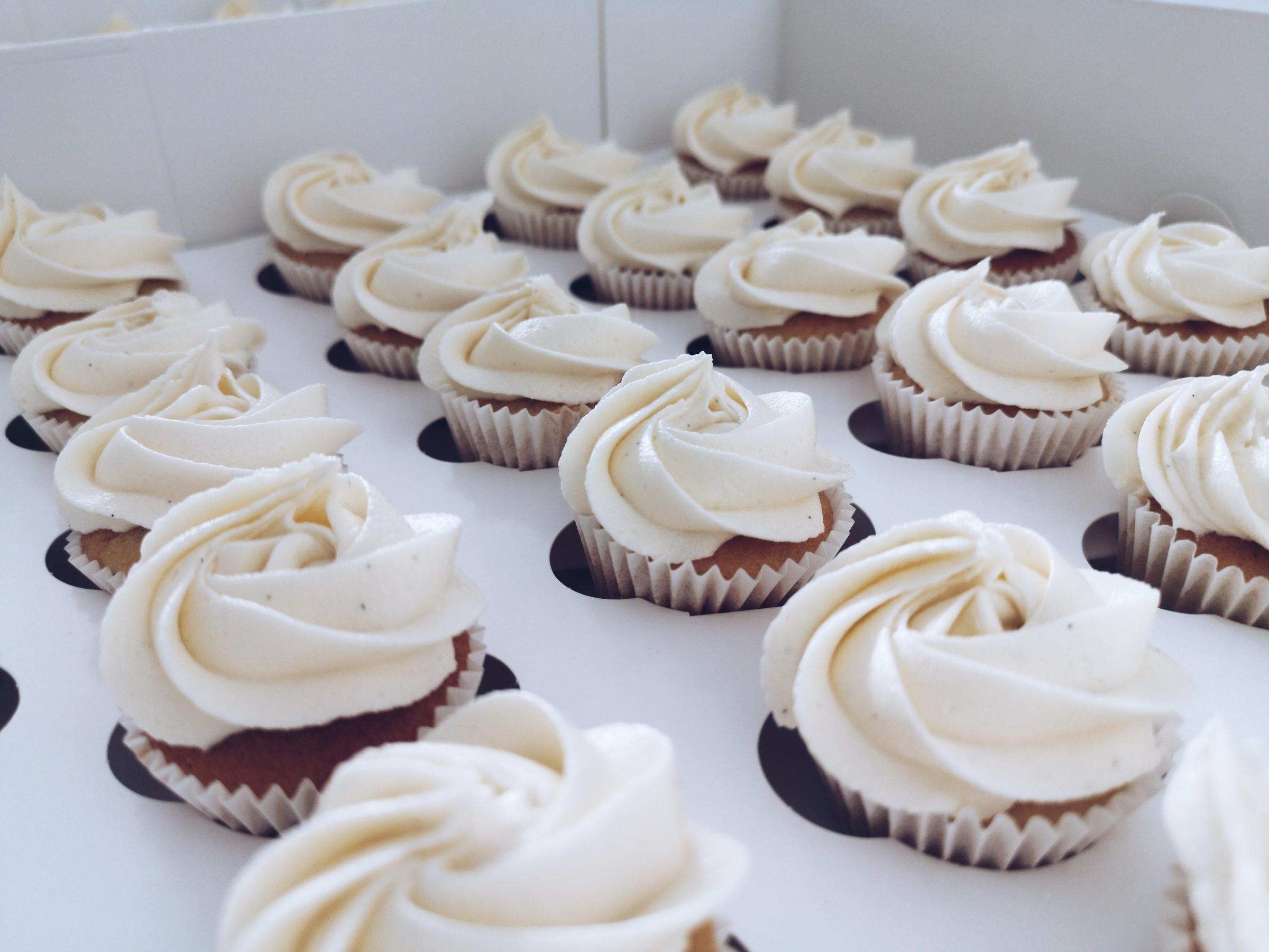 Bitesize Bakehouse Cupcakes