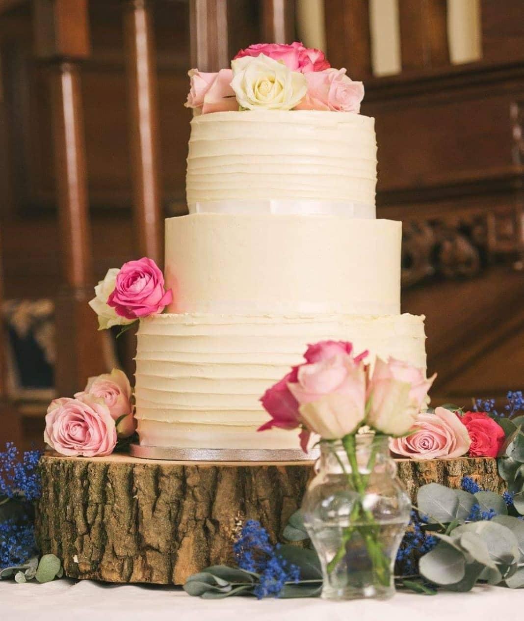 wedding cake bitesize bakehouse